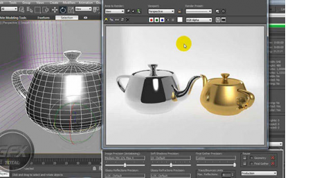 Curso online de 3D Studio Max 2015 para Modelado