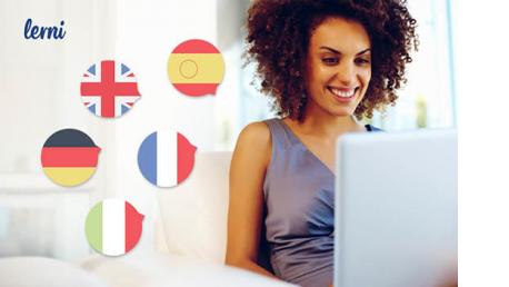 Acceso a 5 cursos de idiomas durante 3, 6 ó 12 meses 6 meses