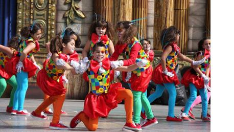 Curso a distancia de Organización de Fiestas en Escuelas Infantiles