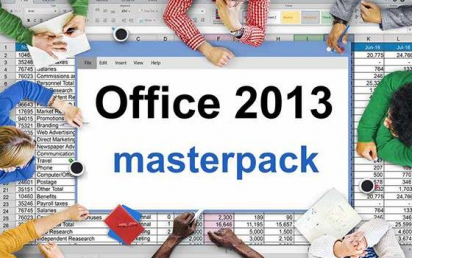 Masterpack de Office 2013