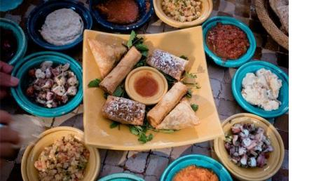 Curso online Experto en Cocina Árabe