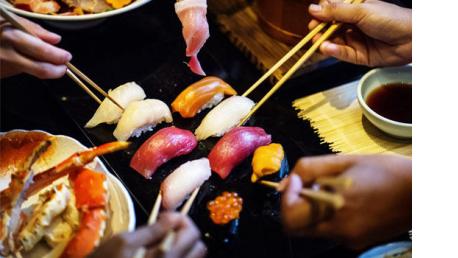 Curso online de Experto en Cocina Japonesa