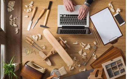 Curso online Profesional de Organización y Gestión de la Producción en Industrias del Mueble y Carpintería 2 Módulos