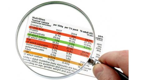 Curso online de Etiquetado de Alimentos