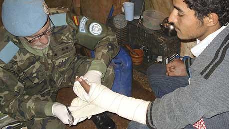 Curso Online de Preparación de Oposiciones al Cuerpo Militar de Sanidad de Enfermería