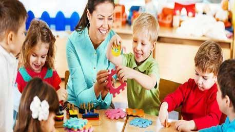 Oposiciones Auxiliar de Educación Infantil