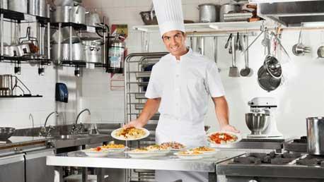 Curso Certificado de Profesionalidad de Cocina - Prácticas garantizadas