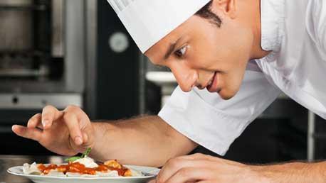 Curso Cocinero Profesional - Prácticas garantizadas