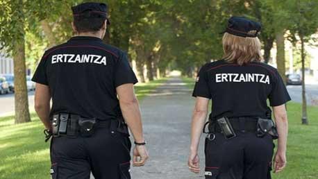Oposiciones Ertzaintza