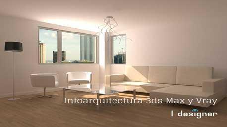 Curso de Infoarquitectura con 3DMAX y VRAY