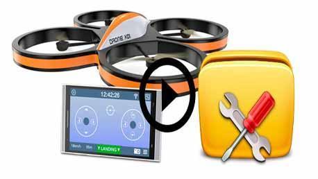 Curso Especialista en Mantenimiento de Drones-Rpas Rotary Wings - Título Propio Udima