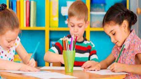 Curso Auxiliar de Educación Infantil (Jardín de Infancia)