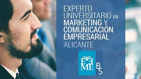 Experto Universitario en Marketing y Comunicación Empresarial