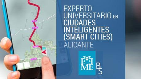 Experto Universitario en Ciudades Inteligentes (Smart Cities)