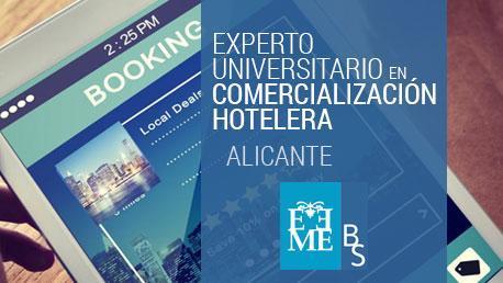 Experto Universitario en Comercialización Hotelera