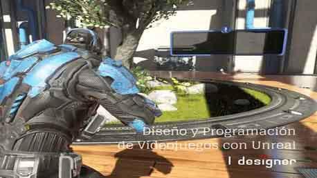 Curso de Diseño y Programación de Videojuegos con Unreal Engine 4