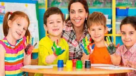 Curso Técnico Superior en Educación Infantil - Acceso al Título Oficial F.P