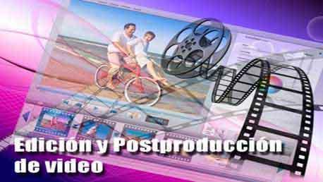 Curso Edición y Postproducción de Vídeo Digital (+Cinema 4D)