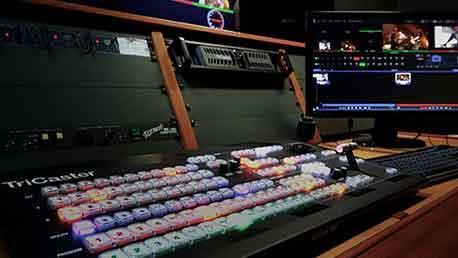 Curso Técnico Superior en Realización de Audiovisuales y Espectáculos