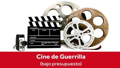 Curso Cine Guerrilla con Bajo Presupuesto