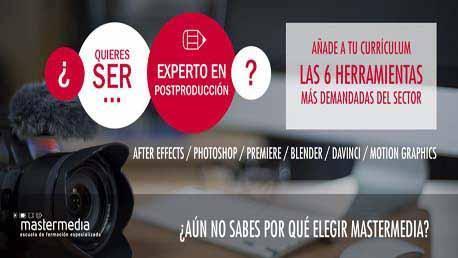 Máster Postproducción Digital
