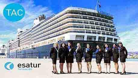 Curso Tripulante y Atención al Pasaje en Cruceros - TAC