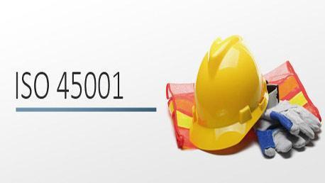 Curso Técnico en Implantación y Gestión de la Norma ISO 45001:2016