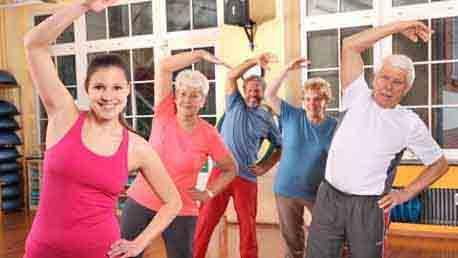 Curso Actividades Físicas y Deportivas para la Tercera Edad