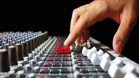 Curso Técnico Superior en Sonido -Título Oficial LOE