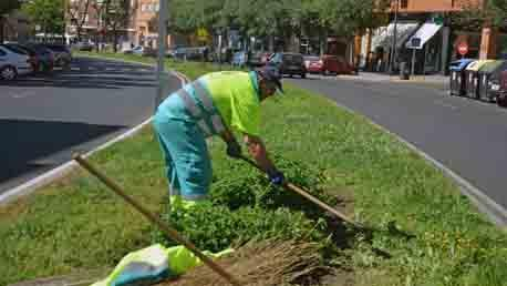Oposiciones Empleado de Servicios Corporaciones Locales G.II (Oficial 1º Jardinero, Mecánico)