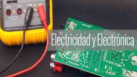 Diploma de Especialización Electricidad y Electrónica