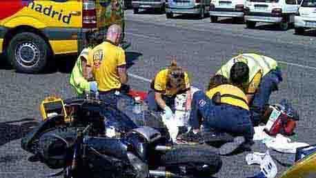 Curso Atención al Politraumatizado y Víctima del Accidente de Tráfico