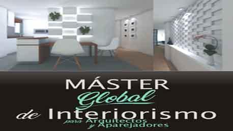 Master global de interiorismo para arquitectos for Programa interiorismo online