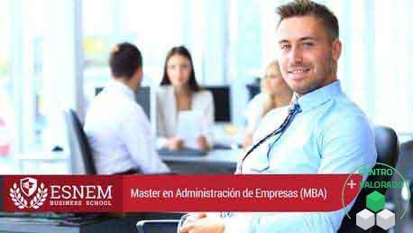 Máster Administración De Empresas (MBA)