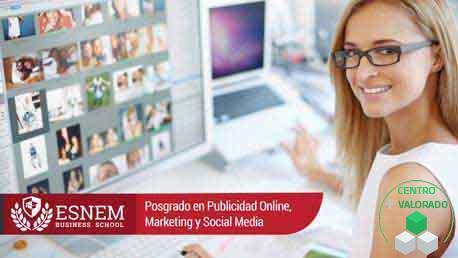 Posgrado Publicidad Online, Marketing y Social Media