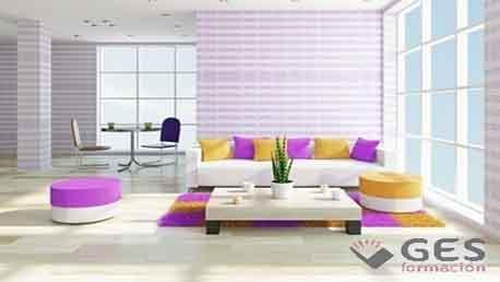 Curso especialista en decoraci n de interiores for Cursos de decoracion online