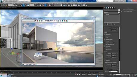 Curso 3D Studio MAX V9 para Iluminación