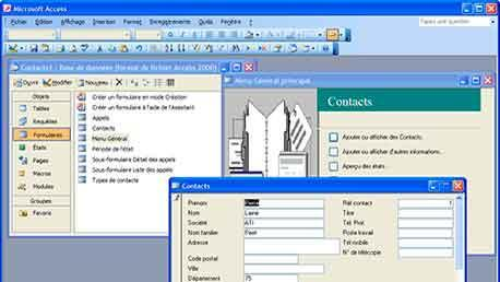 Curso Access 2003 Experto