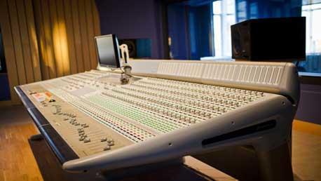 Curso Técnico Superior en Sonido para Audiovisuales y Espectáculos - Ciclo Formativo de Grado Superior