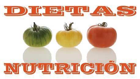 Curso Dietas y Nutrición