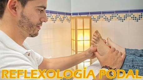 Curso Reflexología Podal
