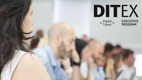 Curso Digital Talent Executive Program - DITEX