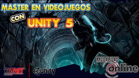 Curso Online de Creación de Videojuegos con Unity 5