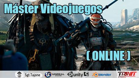 Máster Videojuegos Online
