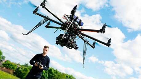 Postgrado Operador de Cámara de Drones