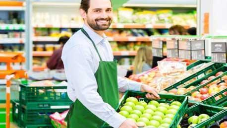 Curso Reponedor de Supermercados
