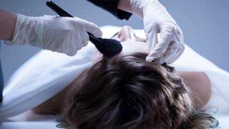 Curso Tanatoestética y Tanatopraxia