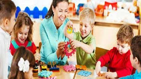 Programas de formaci n cursos educaci n infantil for Grado superior de jardin de infancia