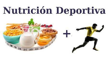 Curso Nutrición Deportiva