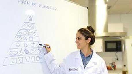 Curso Técnico Superior en Dietética